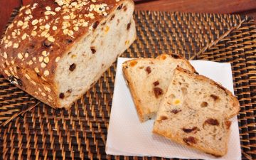 Fruit loaf with Vino Cotto