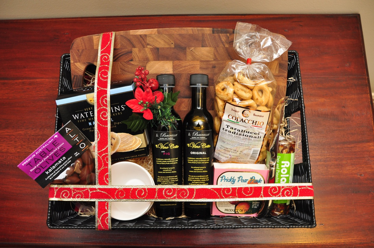 Vino Cotto Newsletter Summer   Christmas Gift Ideas Hampers