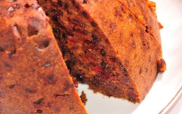 Vino_Cotto Christmas Pudding