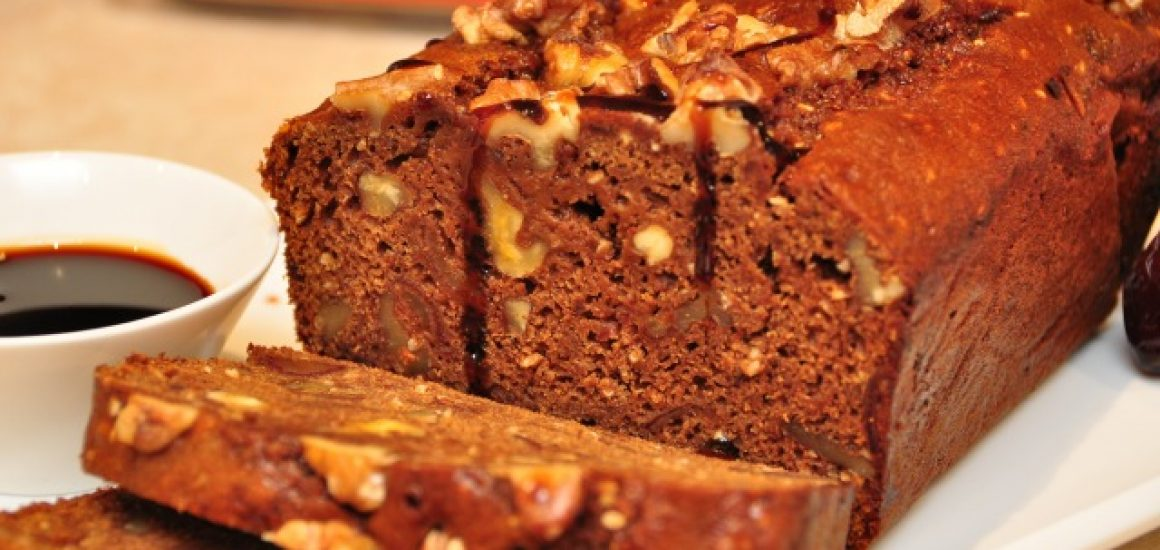 VinCotto, Coffee, Dates and Spices Loaf