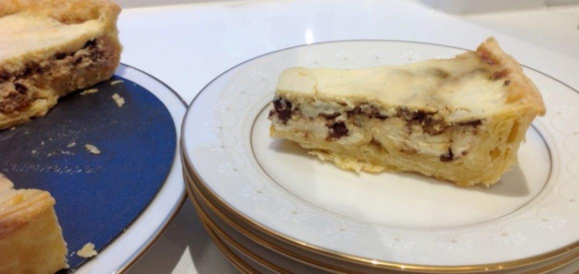Italian Easter Cake with VinoCotto