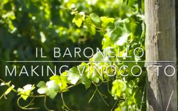 vinocotto making video
