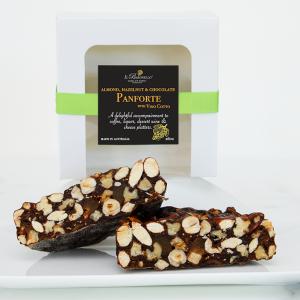 Panforte Almonds, Hazelnut Chocolate with VinoCotto